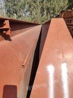 出售16吨23.54米单梁行吊2 台30特工字钢