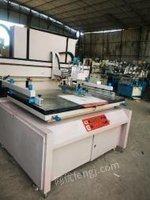 广东广州低价出售二手大震丝印机斜臂丝印机移印机烫金机