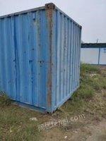 武汉二手海运集装箱出售