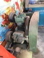 山东潍坊因道路拆迁无法继续经营全套补胎设备出售