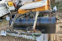 广西河池工作三百小时龙舟旋耕机转让