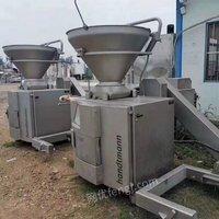 高价回收二手食品厂设备 肉制品厂设备 果蔬清洗机