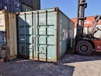 外贸集装箱小箱出售