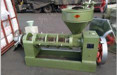 供应江西抚州南丰安乐自动化程度高的出油率高的榨油机