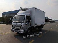 4.2米冷藏车福田欧马可冷藏车冷链物流运输车冷藏车出售