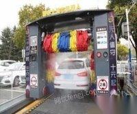 上海松江区经营不善全自动洗车机地板价转让