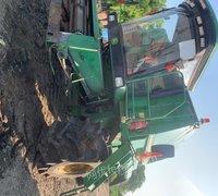 黑龙江佳木斯出售13年c230水稻玉米两套配置半链轨