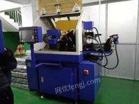 广东东莞因为项目转型,出售钨钢铣刀自动开槽机,意大利进口小圆柱磨床处理。