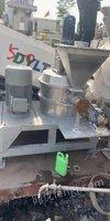 山东济宁出售新定全新50型气流粉碎机一套,30行超威粉碎机一套