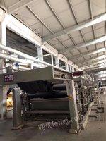 浙江台州出售二手福达水洗机 2400门幅