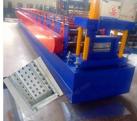 供应钢跳板生产线设备 250脚踏板压瓦机发网献县