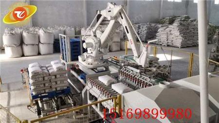 供应机器人技术在码垛领域中的应用和布局