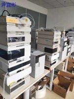出售10台二手实验设备:岛津20a。安捷伦6890等