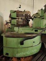 河北沧州新定一批设备,天津在位刨齿机出售,质量很好