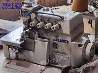 江西出售二手重机锁边机,四线机,工业缝纫机,包缝机