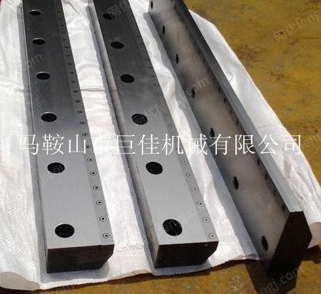 供应Q11-3.5*1300剪板机刀片,1340*77*20剪板机刀片价格