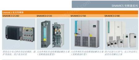 供应西门子 低压变频器G120P 泵 风机和压缩机专用变频器