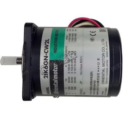 供应日本代理东方马达感应可逆电机3RK15GN-CW2L