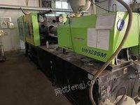 广东深圳伊之密320吨伺服注塑机工厂现场转让