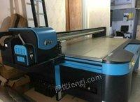 江苏徐州转让二手万丽达2513亚克力平板打印机广告加工打印