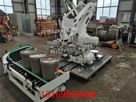 供应关于码桶机器人,立柱式、坐标式以及码垛机器人的区别
