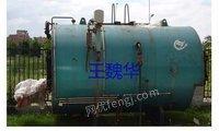 浙江回收二手燃油锅炉,回收二手锅炉设备