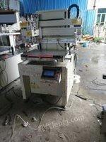 广东中山低价出售二手丝印机,移印机,烫金机,斜臂丝印机