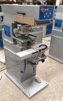 浙江杭州仓库大量丝印机移印机设备八九成新出售