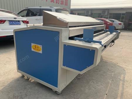 供应小型针织布料蒸汽缩水机