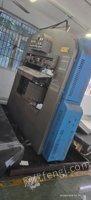 广东中山600皮革压花机一台出售