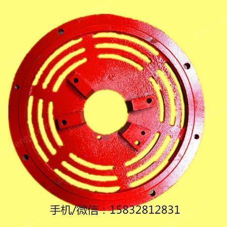 供应衡水永动 YCT电机端盖 调速电机端盖 调速电机散热盖 调速电机配件