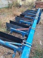 新疆石河子搂膜机,封洞机,播种机便宜出售
