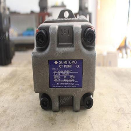 供应日本住友齿轮泵QT2222