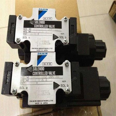 供应日本大金叠加式先导单向阀MP-02W-20-55