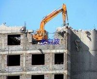 福建泉州承接房屋拆除业务,厂房拆除业务