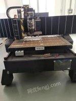 山东烟台出售二手雕刻机2500一台九成新