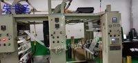 出售二手印刷设备1100型八色普通凹版印刷机