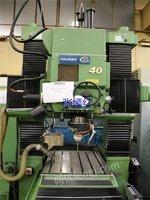机械厂急售二手 豪泽S40-CNC311双柱坐标磨床