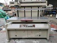 广东佛山出售,丝印机,印刷机,丝网印刷机,工作台面70x160