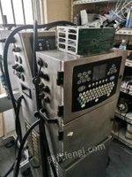 上海崇明县多米诺系列喷码机销售和维修,耗材,配件供应