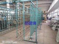 出售大型江阴四纺整经机一台,门幅360,带丝架