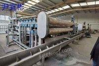 山东济宁出售17年每小时5吨带式榨汁机
