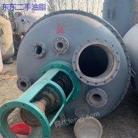 供应二手钛材反应釜 7-10立方钛材反应釜