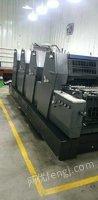 出售08年海德堡GTO52-4厂机使用中。22万售