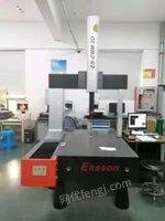 江苏苏州急售,工厂搬迁,出售一台1086三座标测量机。