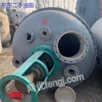 二手钛材反应釜 二手高压钛材反应釜