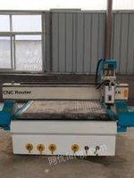 江苏徐州出售二手单头雕刻机水冷5.5千瓦风冷6千瓦一台一拖六浮雕机