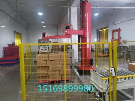 供应立柱式机器人码垛机
