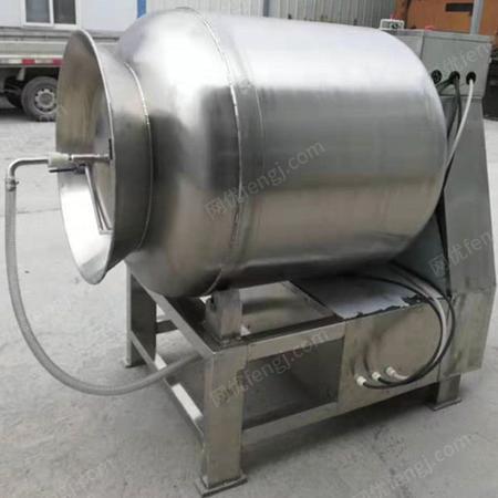 供应真空变频滚揉机鸡翅腌制不锈钢全泰定制
