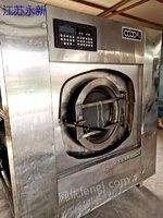 江苏出售二手无锡奥波100公斤洗脱机